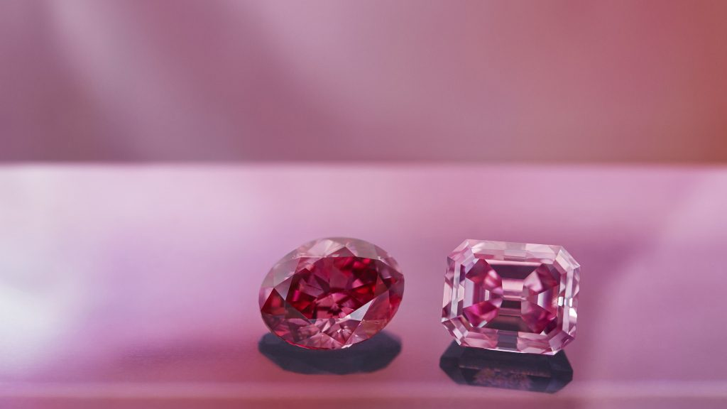 Pink diamonds investment